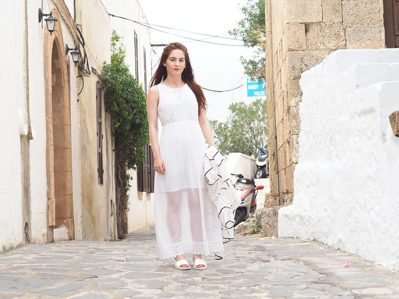 krystelcouture, lindos, greece, vilaclothing, maxidress,