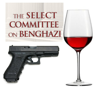 Benghazi Committee Wine & Gun Club