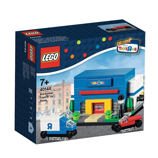 LEGO ToysRUS Exclusive 40144 - Bricktober Toys R Us Store