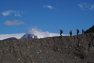 037 Op de gletsjer