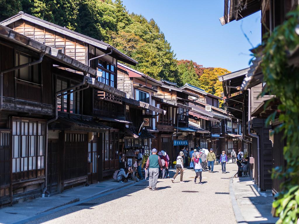 奈良井宿②