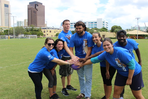 Inspirations supports Stomp out bullying with a kickball game! thumbnail