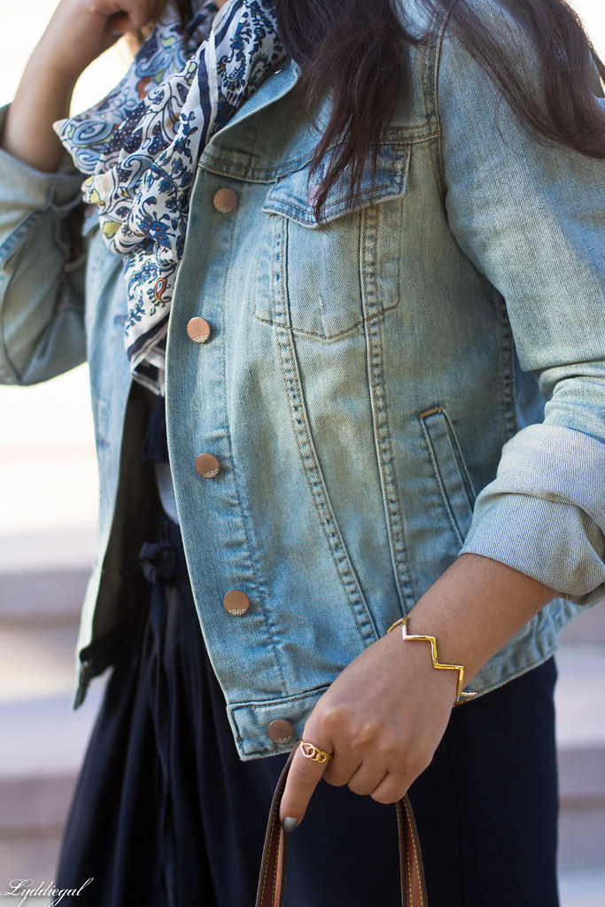 denim jacket, navy skirt, paisley scarf-4.jpg