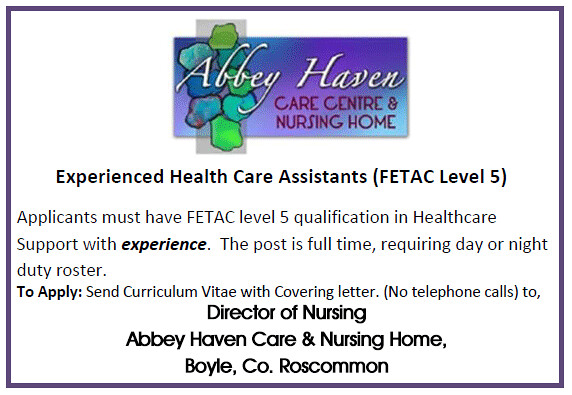 Health Care Assistants