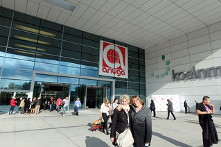 USA Pavilions at Anuga Show 2015