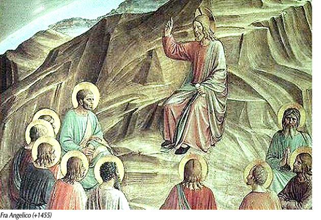 Fra Angelico - Cristo predicando
