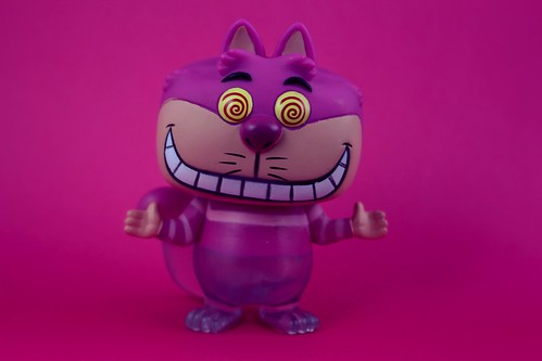 Hot Topic Exclusive Cheshire Cat