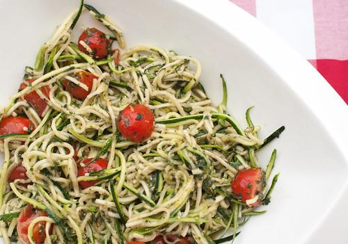 Zuchinni Salad