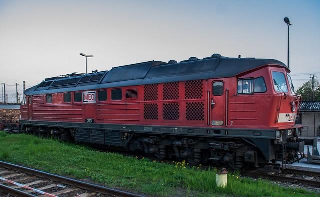 03.05.2006. Dresden Friedrichsstadt. MEG 313
