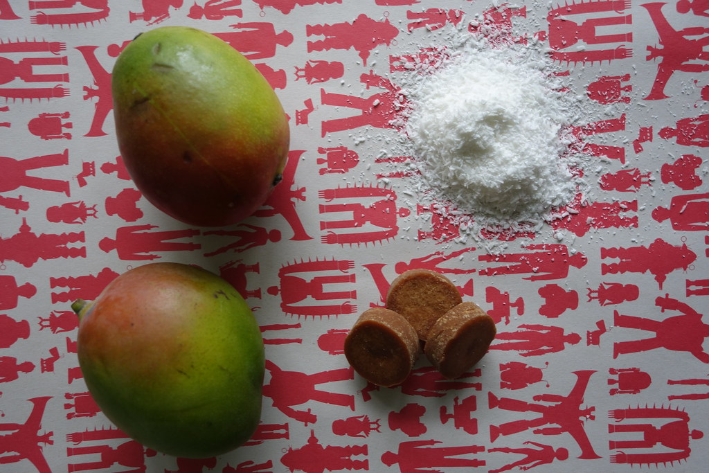 Cambodian Sticky Rice & Mango: Rennie Mystery Box