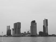 'Kop van Zuid' Rotterdam