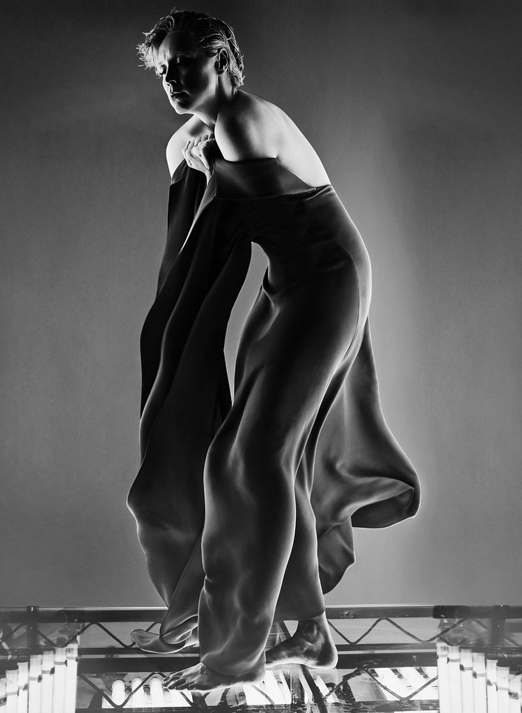 Гвендолин Кристи — Фотосессия для «V» 2015 – 7