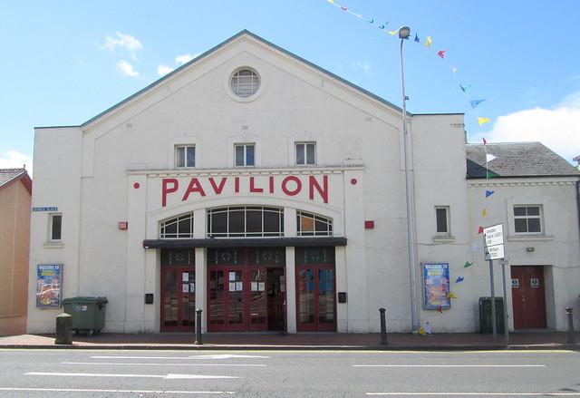 Former Pavilion Cinema, Bathgate