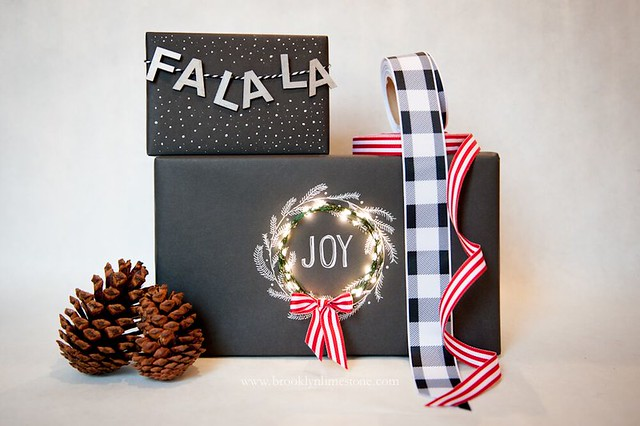 Hi Sugarplum | Gift Wrap Ideas