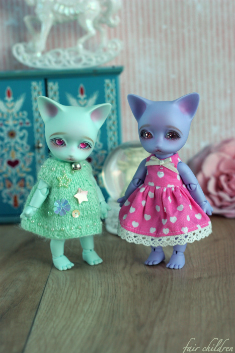 Attack of the pastel kitties 2