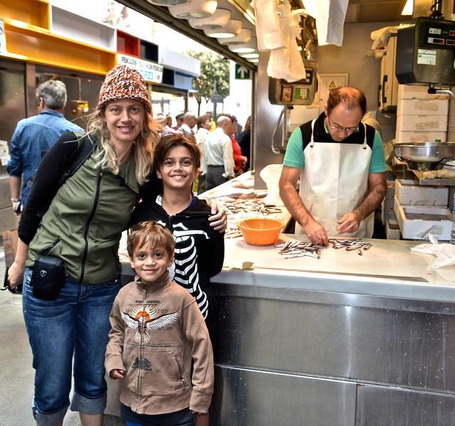 Atarazanas Central Market, Malaga