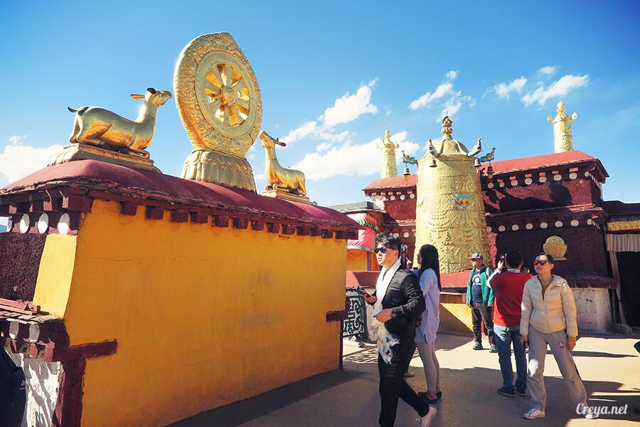 2015.12.09 ▐ Tibet 西藏踢北去 ▐ 尋找藏人真正的拉薩中心,被信仰力量震撼的大昭寺與舊城區 14.jpg