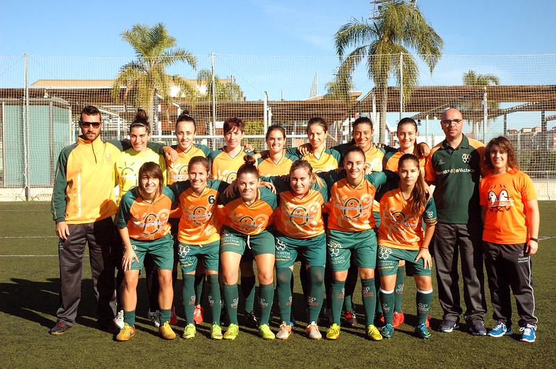 Fútbol 7 Femenino CADU 2015