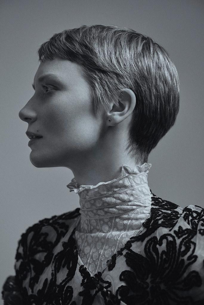 Миа Васиковска — Фотосессия для «Flaunt» 2015 – 18