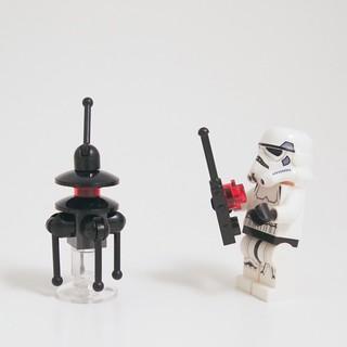LEGO Star Wars Advent 2015 Day 20 Remote Control