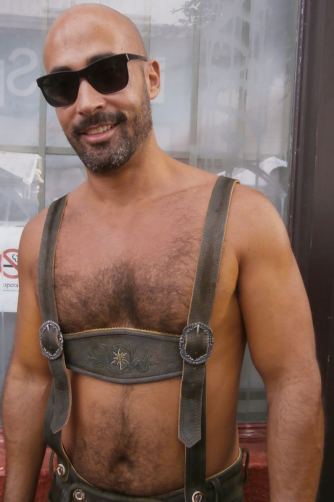 #43 in your TOP 50 FOLSOM STREET FAIR STUDS 2015  ! (safe photo)