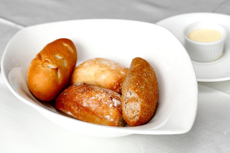 Maison Francaise Complimentary Bread