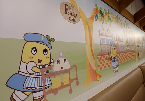東京必吃船梨精主題咖啡店10