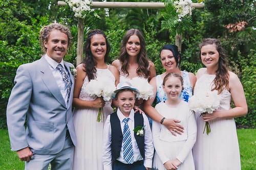 Mr Coleman's family