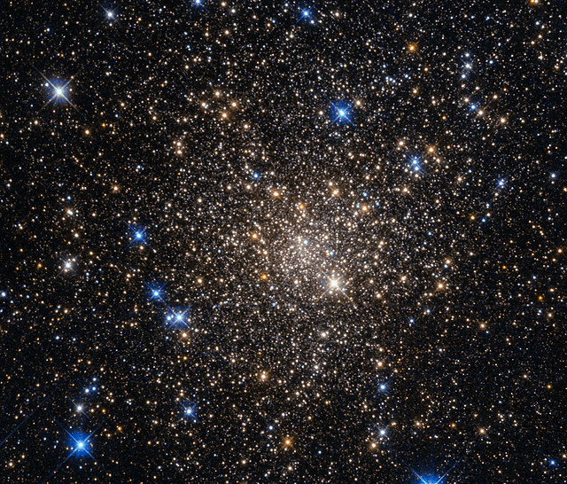 Hubble Checks out a Home for Old Stars