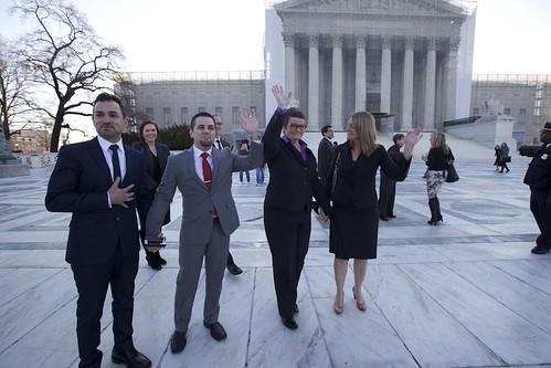 映画『ジェンダー・マリアージュ ~全米を揺るがした同性婚裁判~』より ©2014 Day in Court, LLC