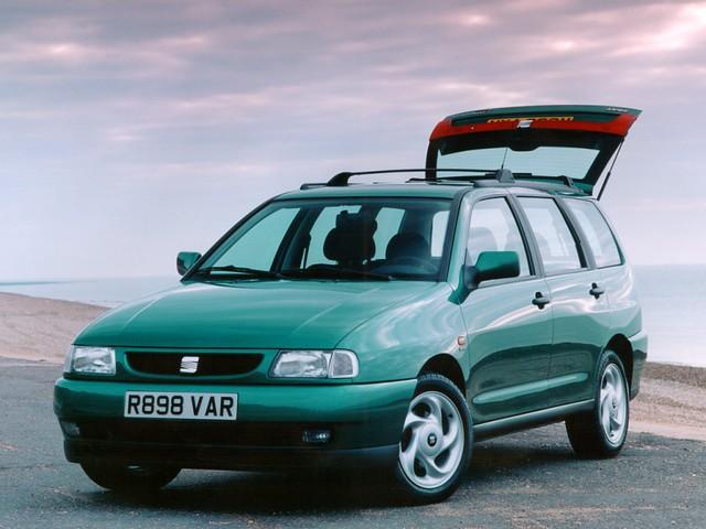 SEAT Cordoba Vario 1997 модельного года