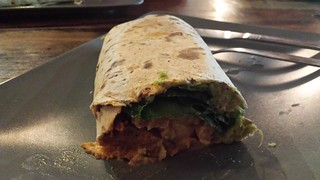 Breakfast Burrito with Tofu from Pure Simplicity Health