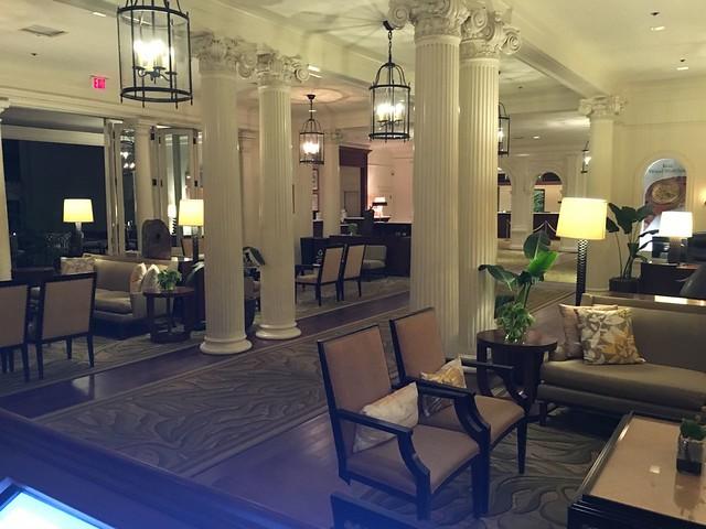 Westin Moana Surfrider - lobby et espaces communs