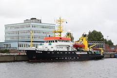 BSH - Bundesamt für Seeschifffahrt und Hydrographie