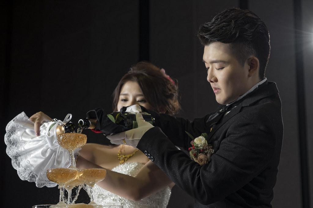 [德藝影像攝影]彰化婚攝/彰化大中華國際美食館婚禮紀錄 -俊廷&以岑