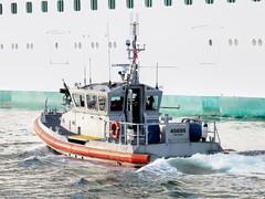 United States Coast Guard (USCG RB-M 45695)