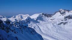 Dolina 5 Stawów, Dolina za Kołem, Świnica ze Szpiglasowej Przełęczy