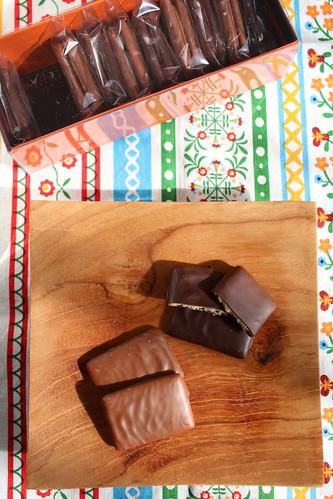 今年の厳選チョコレート