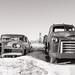 Edsel & GMC by LostOzarkRambler