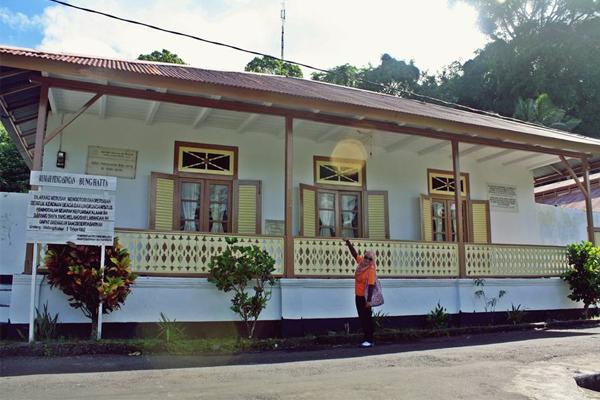 Rumah Pengasingan Bung Hatta - 1