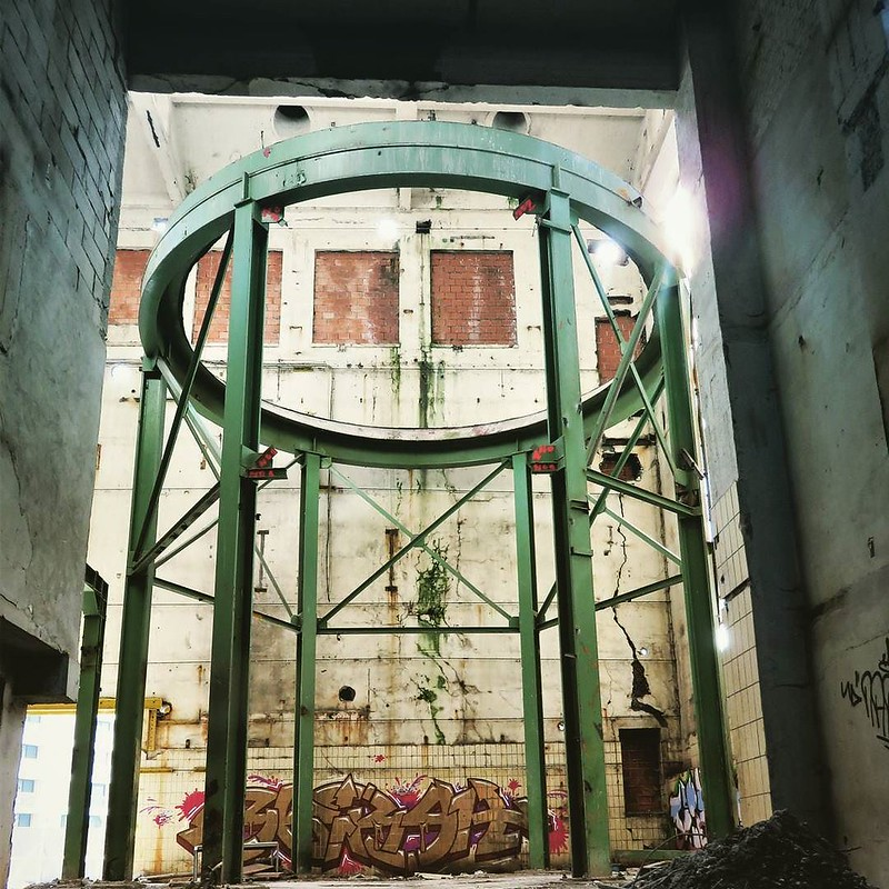 More from the #factory / #Art by #Beireh - #Leuven #Belgium #streetart #graffiti #streetartbel #streetart_daily #urbanart #urbanart_daily #graffitiart_daily #graffitiart #streetarteverywhere #mural #wallart #urbex #igersstreetart #igersbe #rsa_graffi