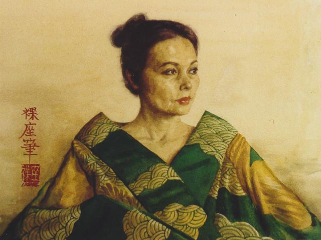 PortraitofSetsuko