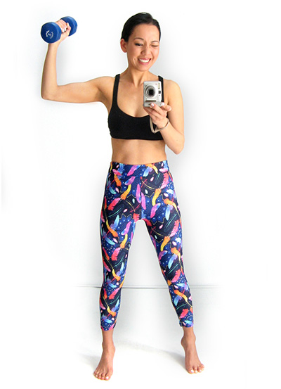 Abi & Joseph Leggings from Ciao Bella Travel