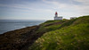Cape D'Or Lighthouse, Bay of Fundy, CA by DBF Chicago