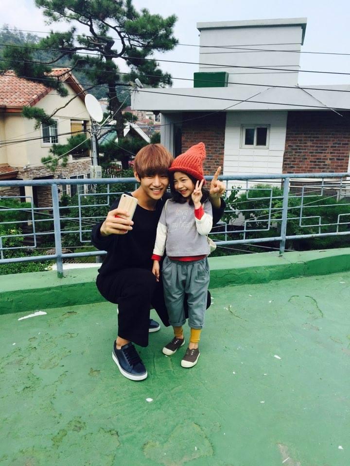 choding kpop idols meet