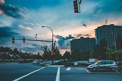 West Van Sunset
