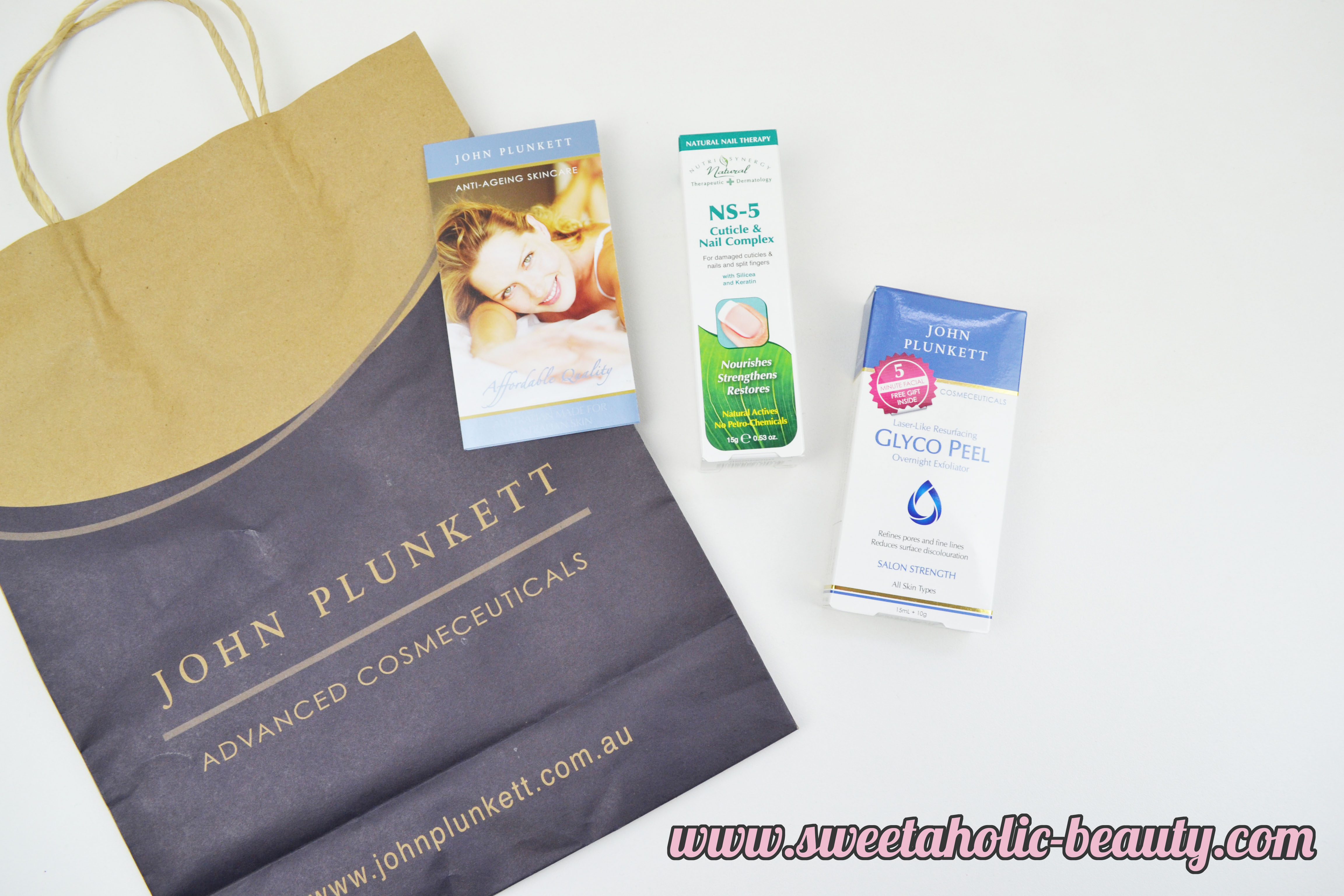 Bloggers United AU Perth Event Goody Bag Haul - Sweetaholic Beauty
