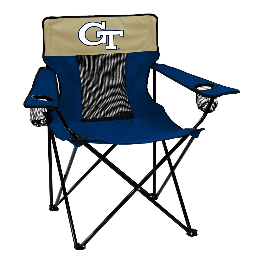 Georgia Tech Elite TailGate/Camping Chair