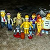 I use to have every #simpsons #actionfigure from the #playmatestoys line, but ended up selling off parts of the set to afford better toys. That's the power of collecting, value that can be gotten back and put into something else. #toyhustle #ToyGameScroog by Raging Nerdgasm
