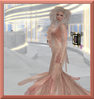 Linette in Nude by -Azul-